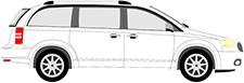 VOYAGER Tila-auto (404_)